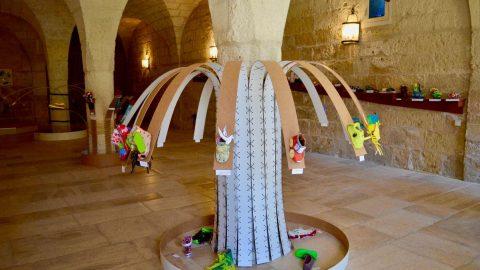 L'espace socio-culturel La Cordonnerie a organisé une exposition sur le thème «les chaussures vous racontent...»
